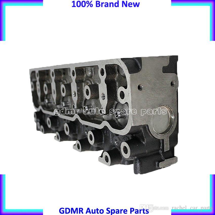 Dizel motor 8-94455-240-1 8-97958-911-A 8-94431523-0 ISUZU Pick up veya trooper 2.5L için 4JA1 Silindir Kafası