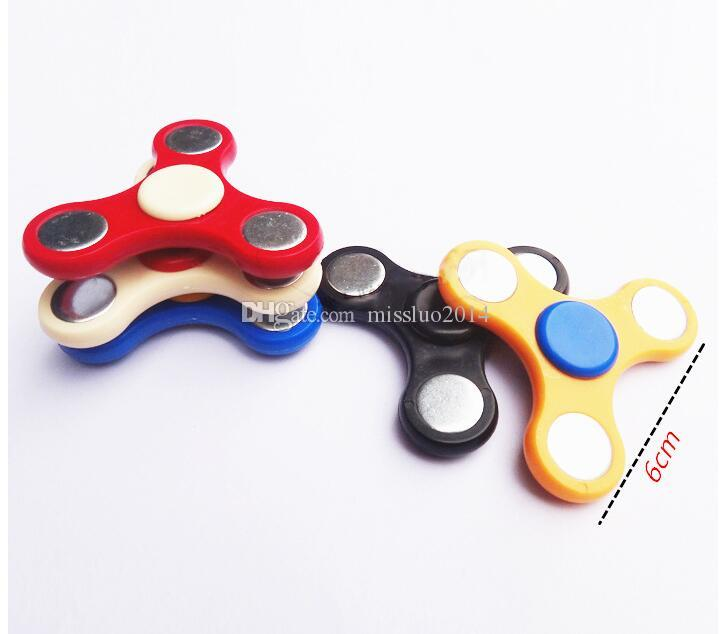 TOP quality EDC Hand Spinner Gadget toy HandSpinner Finger Toy Fidget spinner For Decompression Anxiety FEDEX DHL Free shipping