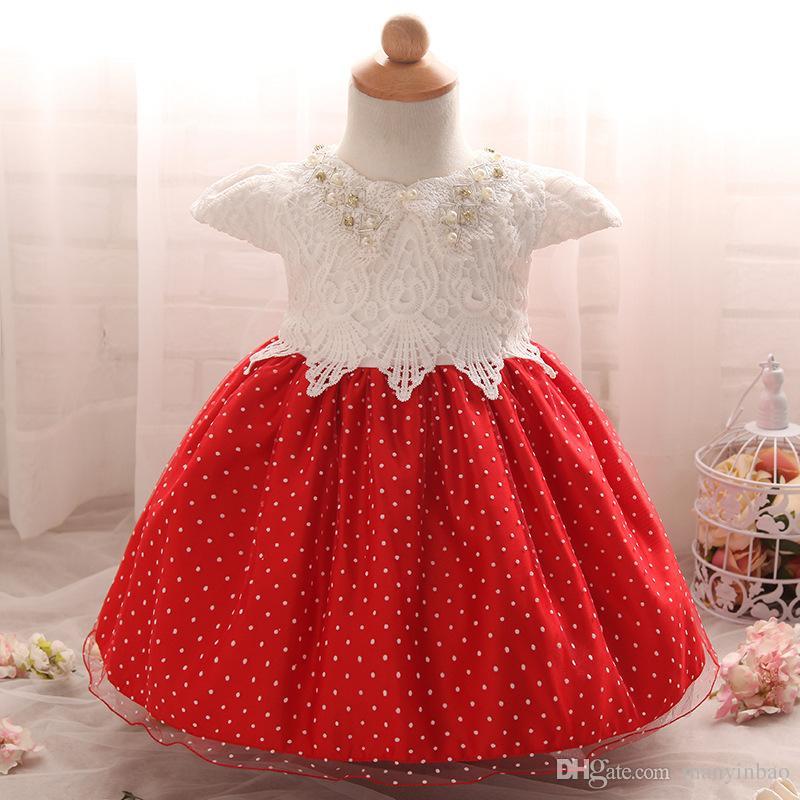 2021 новое европейское и американское платье для детского платья полнолуния с кружевной жемчугом