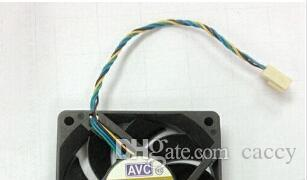 AVC 7015 12V 0.7A 7CM 4-Wires PWM Ball Bearing Cooling Fan for PC Case