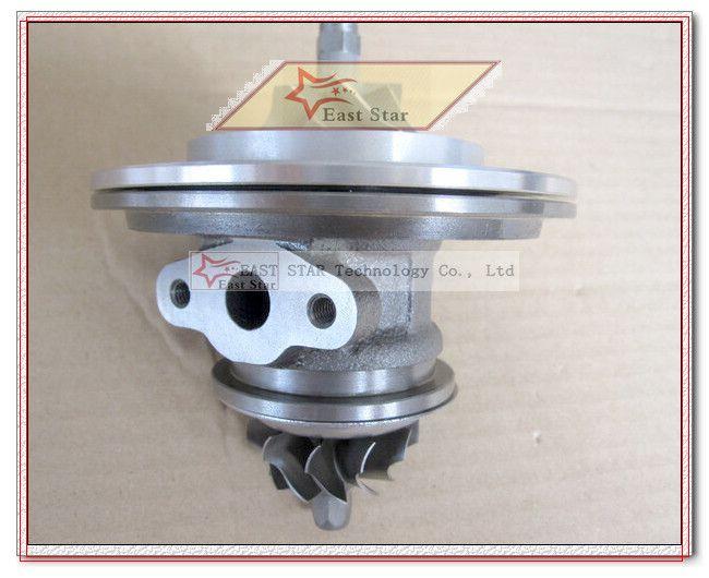 K03-050 53039880050 53039700024 Turbocompresseur Turbo Turbo CHRA Core Pour Peugeot 406 607 Citroen C5 C8 2.0L HDi DW10ATED 110HP
