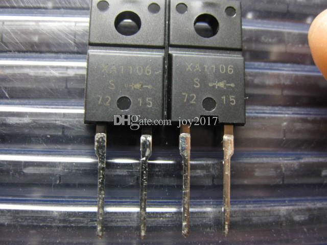 Livraison gratuite FMXA1106S XA1106S FMXA-1106S XA1106 TO220 Nouvelle et originale 10PCS / LOT