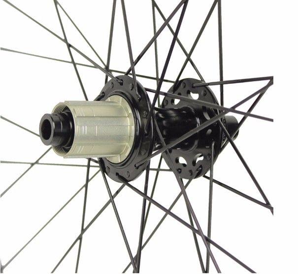 27.5er 650B Carbon wheelset 50mm 폭 산악 자전거 fatbike 눈 자전거 자전거 바퀴 tubeless 호환