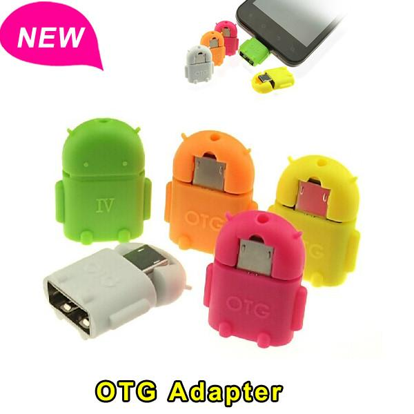 colorful micro usb adapter