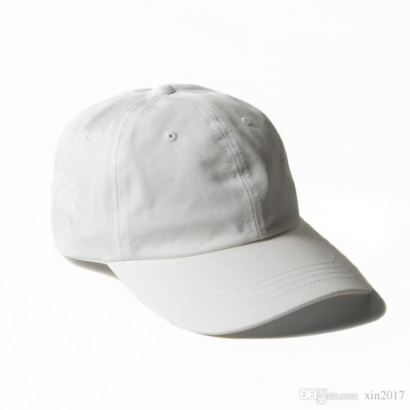 2017 Hot Fashion Blank 6 panel Plain without logo Snapback Hats Hip-Hop Adjustable BBoy Baseball Cap Multi Color Ball caps hat Free Shipping