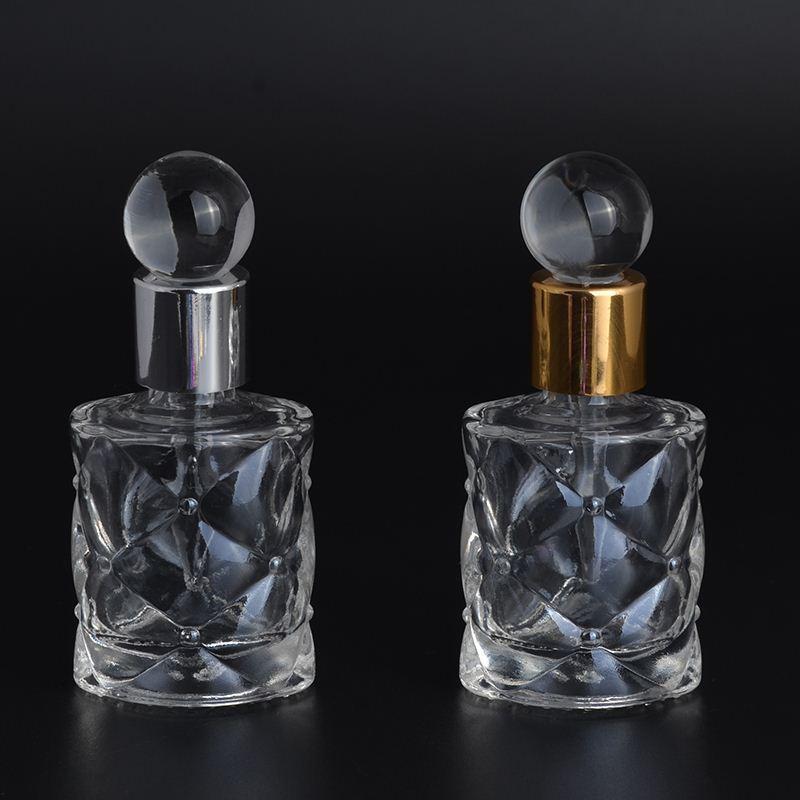 MUB 10 мл мини милый портативный стеклянный флакон духов масла с Dropempty духи чехол с красочными портативный бутылка