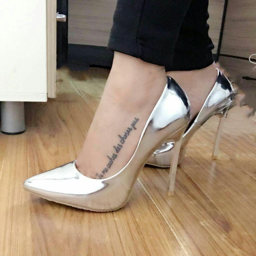 Großhandel Sexy Serpentine Leder Pumps Frauen Krokodil Muster Spitz ...