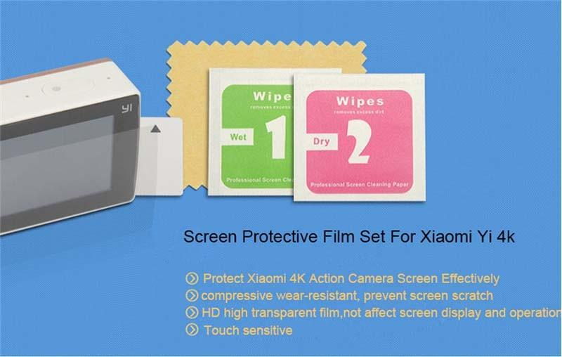 E1116-Screen Protective Film For Xiaomi yi 2 4K-7