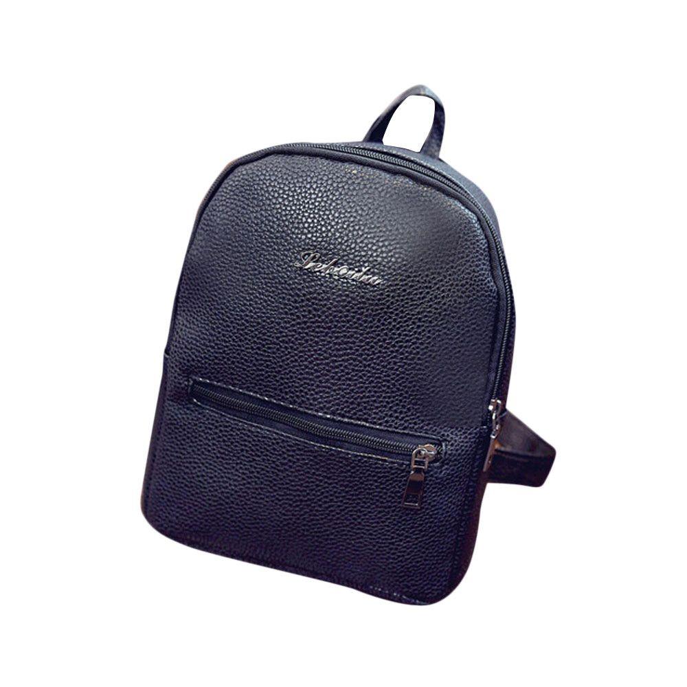 الجملة ، Ulrica بنات جلدية مدرسة حقيبة سفر حقيبة الظهر حقيبة كتف المرأة جودة عالية