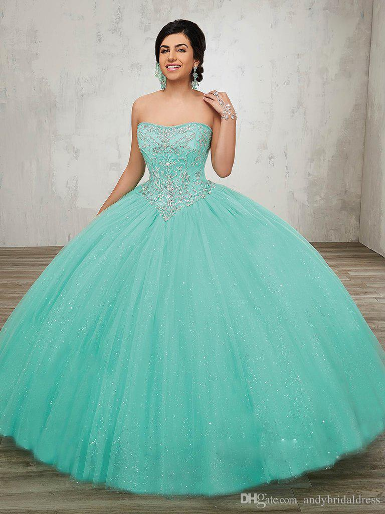 Ball Gown Strapless Princess Tulle