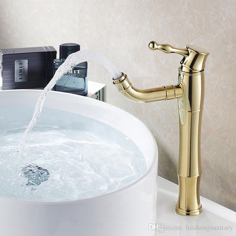 2020 2017 Modern Faucets For Bathroom Sinks With Tap Rotatable