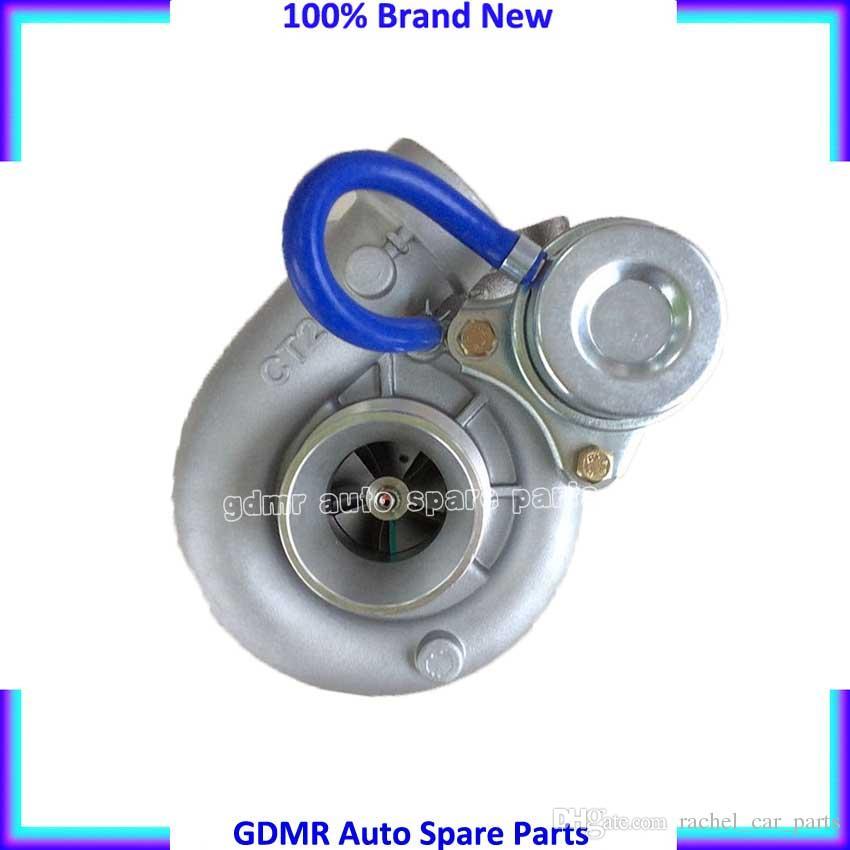Ricambi auto CT26 turbocompressore 17201-68010 1720168010 turbina caricatore turbo per toyota LANDCRUISER TD HJ61 12HT 12H-T 4.0L TD