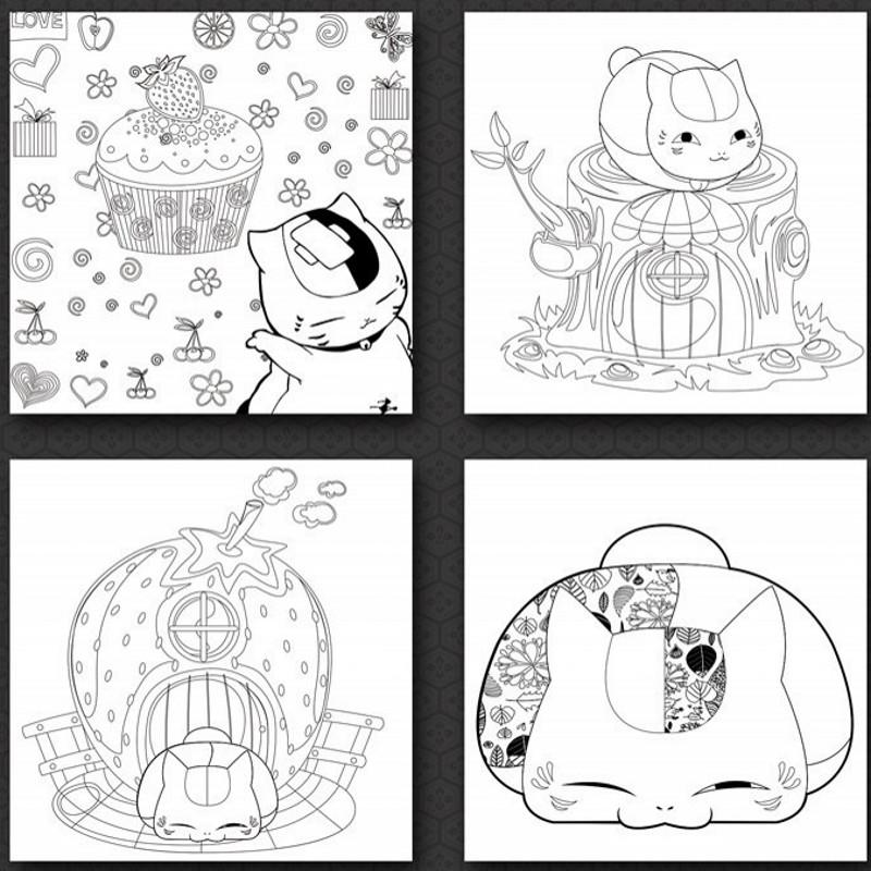 Venta Al Por Mayor Cute Kawaii Anime Japons Para Adultos Libro