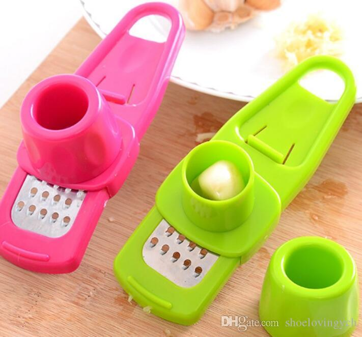 Multi Functional Ginger Knoblauch Schleifen Reibe Hobel Schneidemaschine  Mini Cutter Kochen Werkzeug Küche Utensilien Küche Zubehör ...