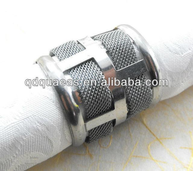 Wholesale- pearl napkin rings wedding napkin ring and party decoration napkin ring