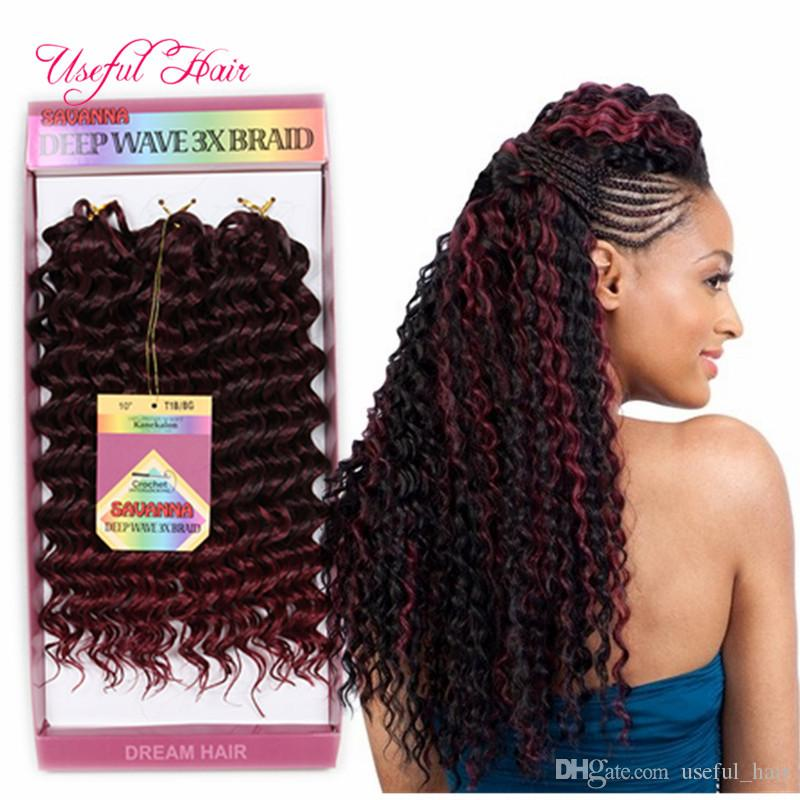 free shipping SAVANA crochet curly twist 3pcs/pack crochet braids hair kinky curly ombre bug jerry curly 10inch synthetic braiding hair