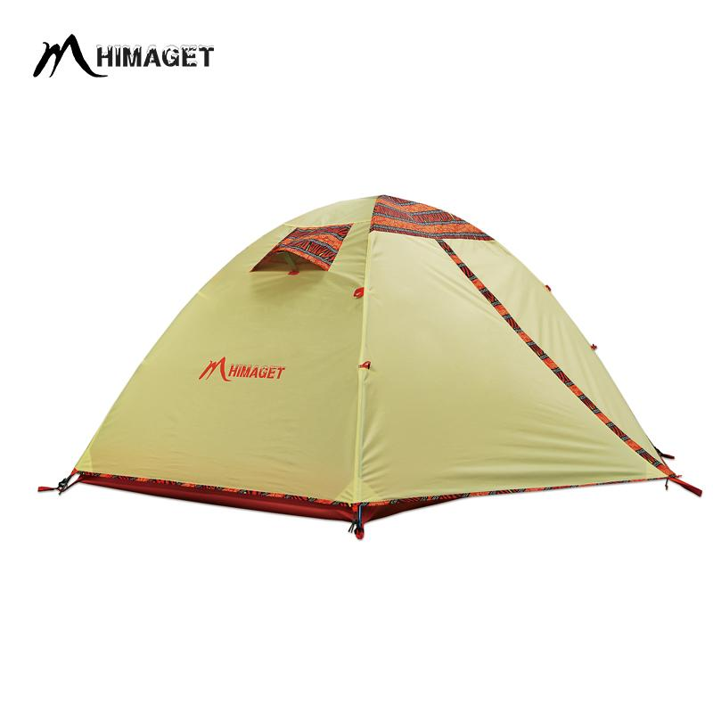 Himaget Brand 2 persons Aluminum Pole Tourist double layer windproof woutdoor double layer double pole tent c&ing tent  sc 1 st  DHgate.com & Himaget Brand 2 persons Aluminum Pole Tourist double layer ...