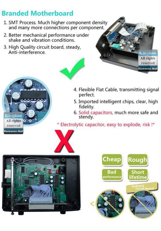circuit board compare