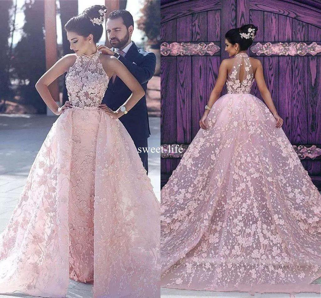 Wedding Dresses Halter Sleeveless