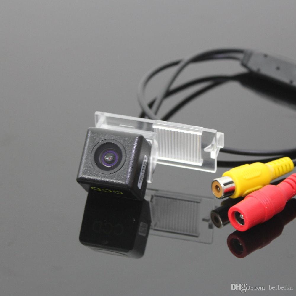 """Construcción cámara de visión trasera cm322 y 4.3/"""" monitor past en peugeot"""