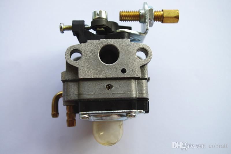 Carburetor membrane type for Chinese 139F-2 139-2 engine free shipping petrol brush cutter carb trimmer parts