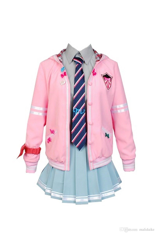 Malidaike أنيمي vocaloid miku مشروع DIVA-f الموحدة تأثيري حلي بحار الملابس المدرسة طالب دعوى