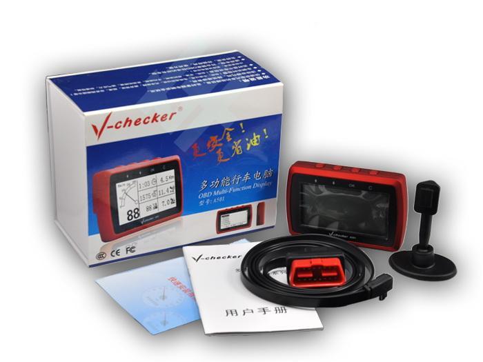 Araba programı araç teşhis Yolculuk PC, Yakıt tüketimi ölçer Evrensel OBD Araba doktor desteği TMPS