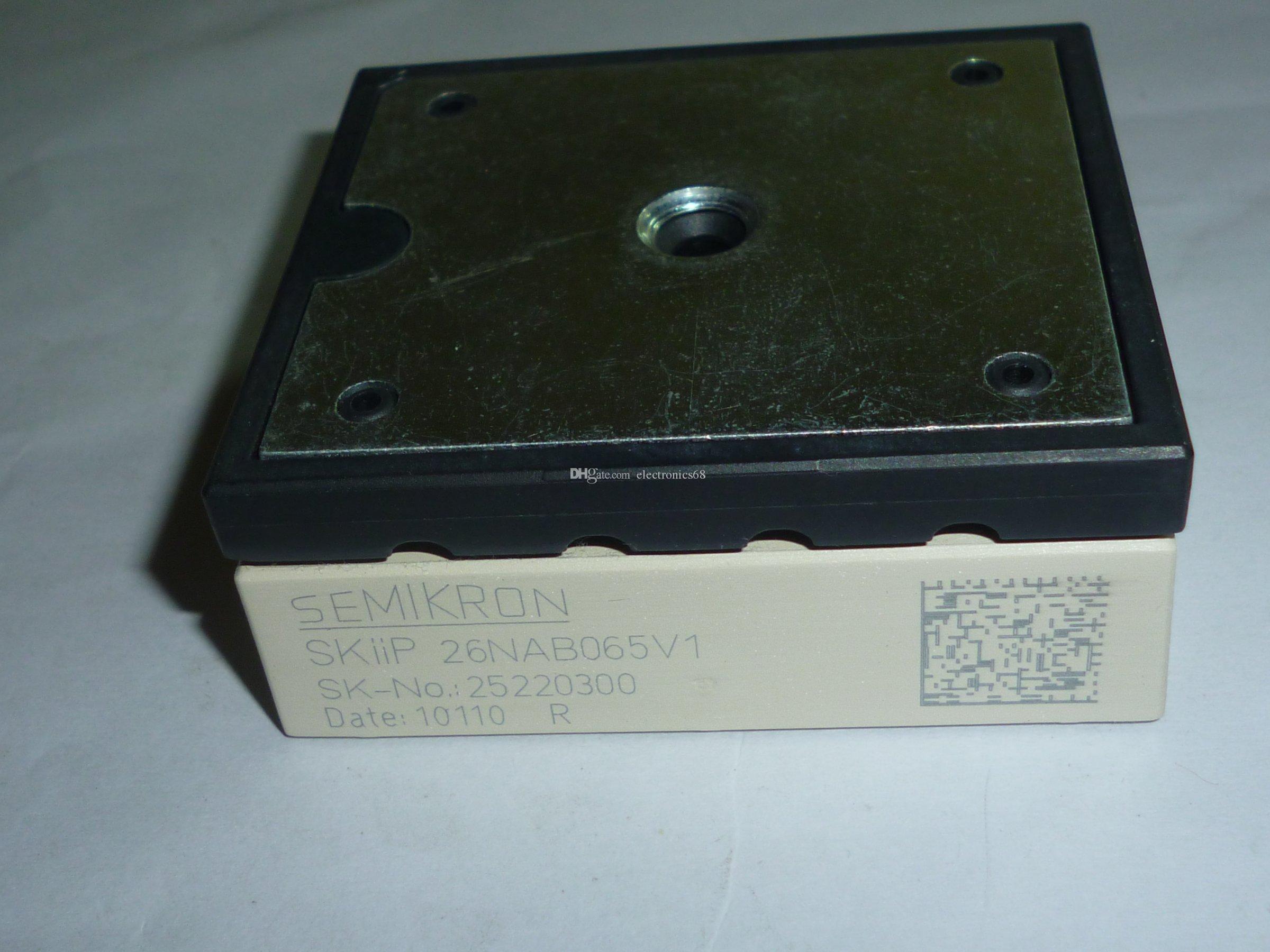 SKIIP26NAB065V1 MODUL 3-Phasen-Brückengleichrichter + Bremschopper + 3-Phasen-Brückenwechselrichter