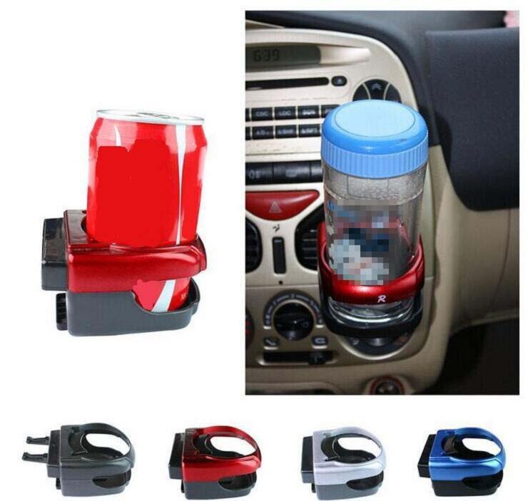 Clip-on Auto Car Kamyon Araç Klima Havalandırma Çıkışı Can Içme Suyu Şişesi Kahve Fincanı Dağı Standı Tutucu Aksesuarları