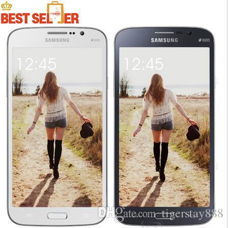 """Original Samsung Galaxy Mega 5.8 I9152 Celular 5.8 """"Dual Core 1.5GB RAM 8GB ROM 8MP Camera Desbloqueada Relevada Mobile Phone"""