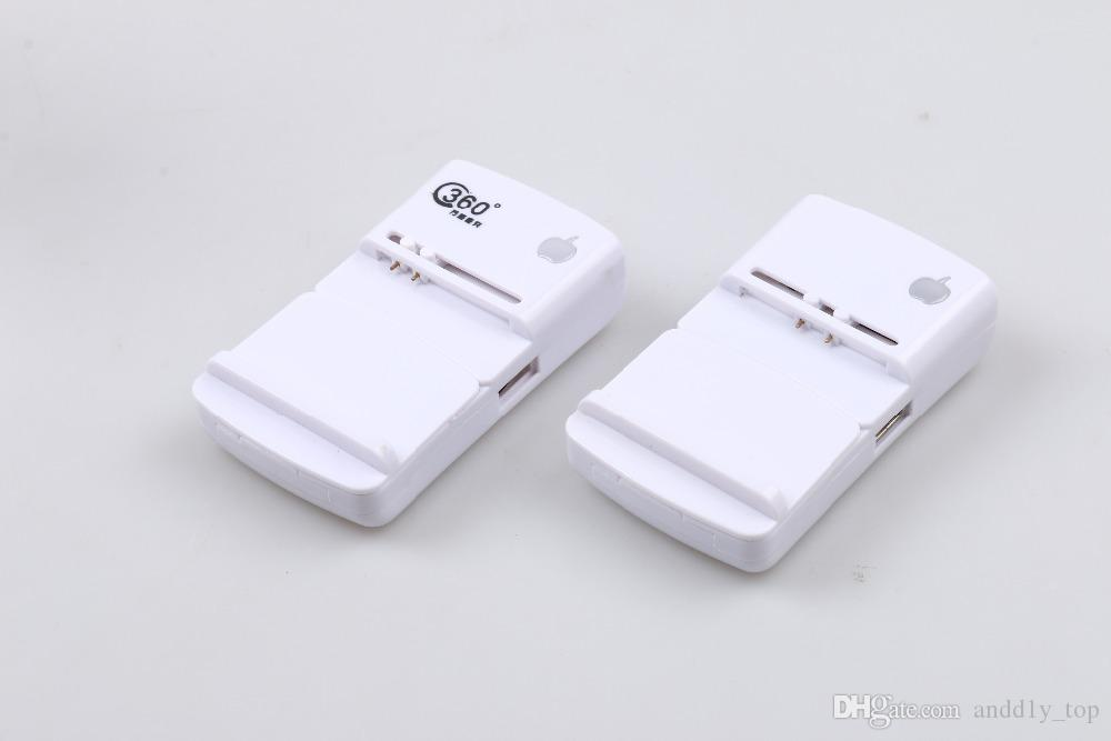 US Plug 3G Business Universal Battery Charger With USB Port Output For Samsung HTC Mobile Phone Promotion