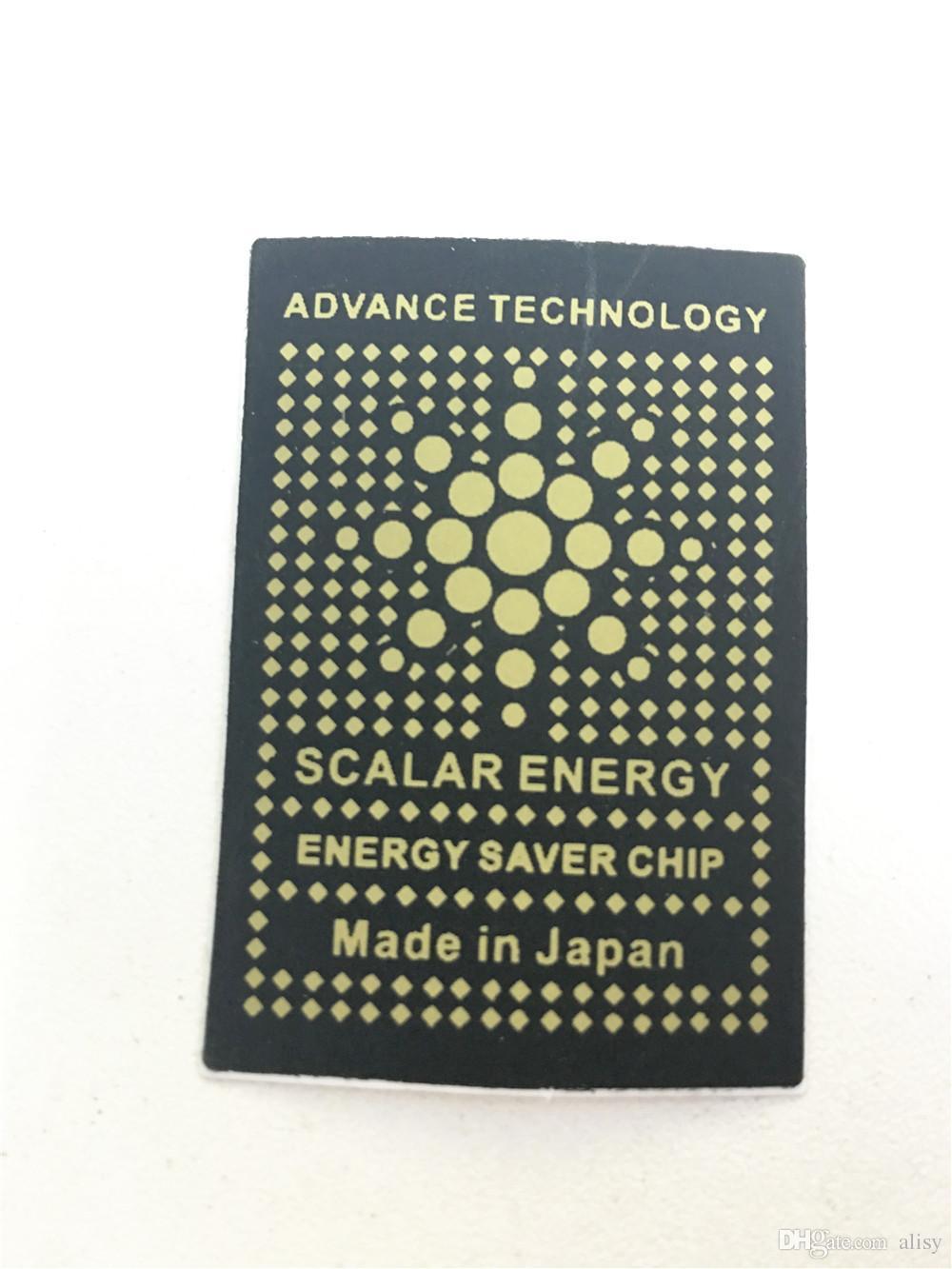 Proteção avançada da tecnologia da microplaqueta da poupança de energia anti Radiação eletromagnética da etiqueta da radiação