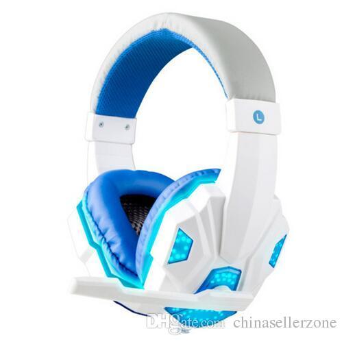 2018 brand new soyto 3.5mm jogo profissional gaming fone de ouvido fone de ouvido fone de ouvido com microfone led light para pc portátil gamer
