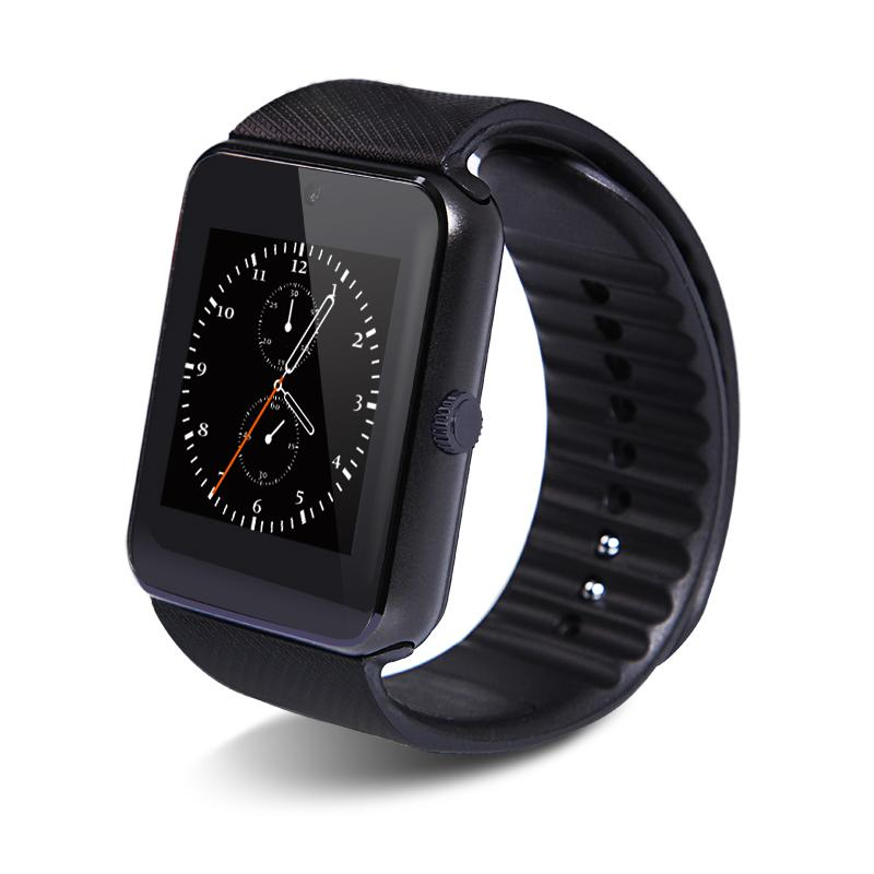 GT08 Bluetooth Smart Watch with SIM Card Slot and NFC Health Watch for Android Samsung and iphone Smartphone Bracelet Smartwatch Free DHL