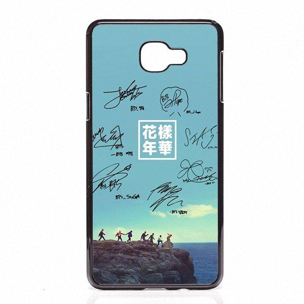 half off a07ca 24044 BTS Bangtan Boys SUGA Phone Covers Shells Hard Plastic Cases For Samsung  Galaxy A3 A5 A7 A8 2015 2016 2017 Cell Phones Cases Custom Cell Phone Case  ...