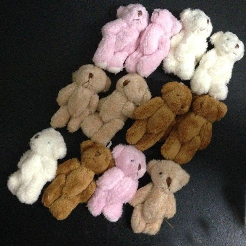6CM long wool teddy bear 3