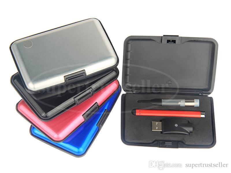 BUD Touch O Pen Mini CE3 Plastic Case Vapes Kit Wax Oil Atomizer Vaporizer Pen Cartridges E Cigarette Cartridge Vapor China