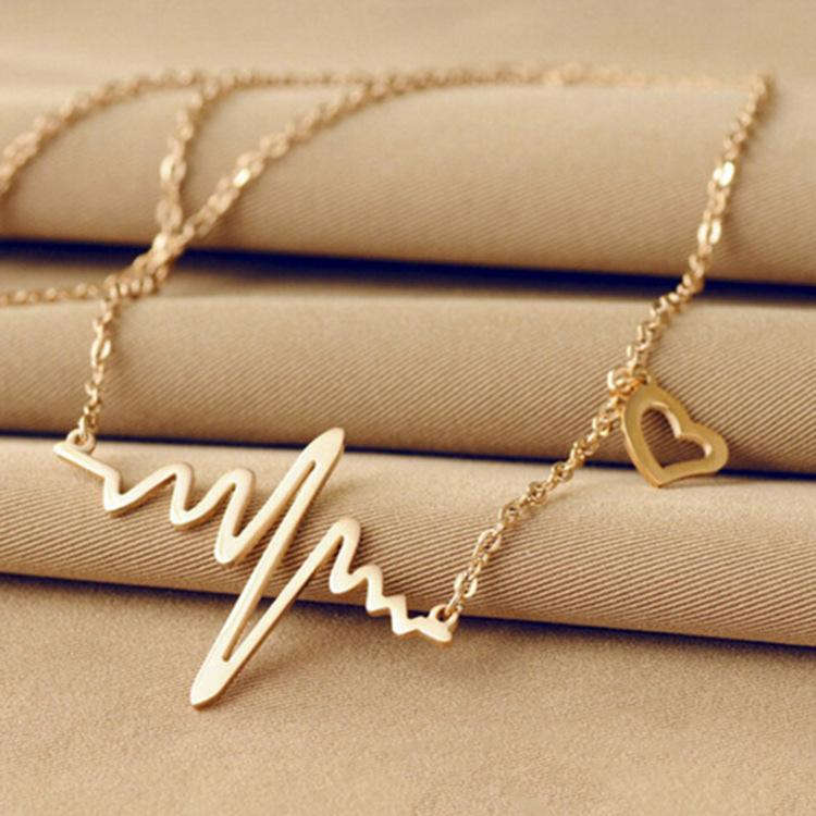 Fashion Letter Necklaces Pendants Alfabet Initial Necklace Gold plated Stainless Steel Choker Necklace Women Jewelry Kolye Collier