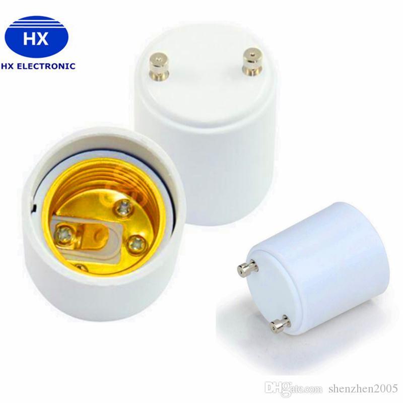 GU24 ~ E26 / E27 어댑터, 4 개 팩, 최대 전력량 1000W, 최대 200 ° C 내열, 내화성, 핀베이스 고정 장치 (GU2) 변환