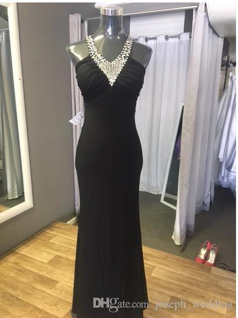 Бесплатная доставка элегантные русалки вечерние платья спагетти ремни без рукавов Vestidos de Nooiva выпускные платья с шифоновой тканью из бисера