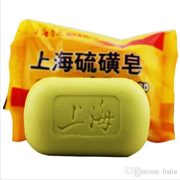 LISITA Shanghai Sulfur Soap For 4 Skin