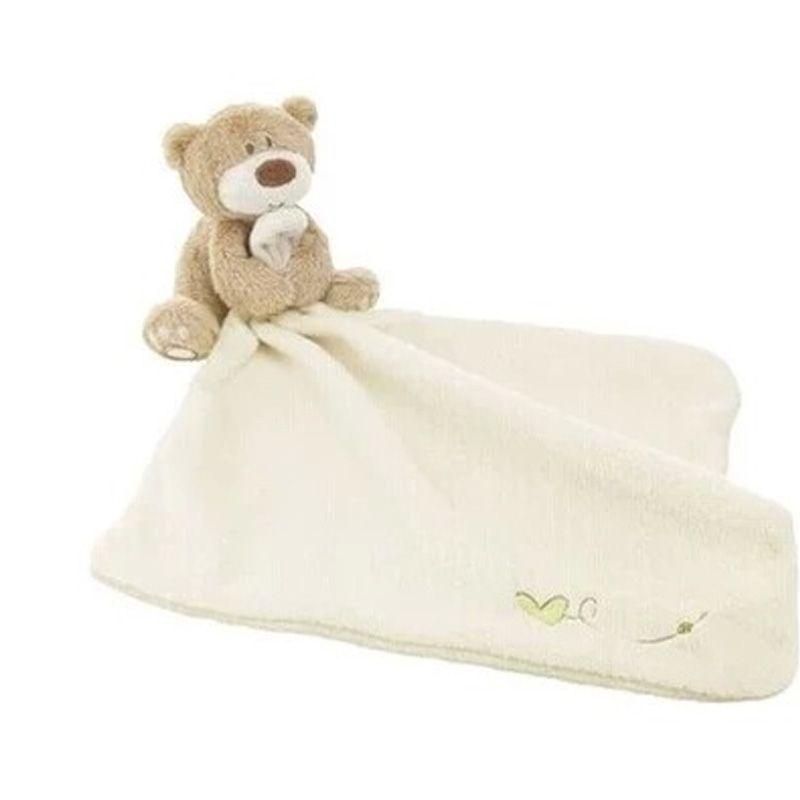 الجملة ، 10pcs / lot الطفل المعزي لعبة الكرتون الحيوان وقت السرير الدب لينة أفخم لعب متعددة الوظائف رعاية الطفل