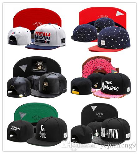 new Diamond Snapback Caps Tha Alumni Hats Adjustable Hat Cayler Sons Snapbacks Brand Baseball Caps Fashion Sports Casquette Gorras Caps