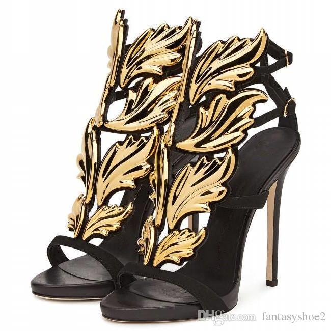 Classic Wing Gladiator Sandals Women