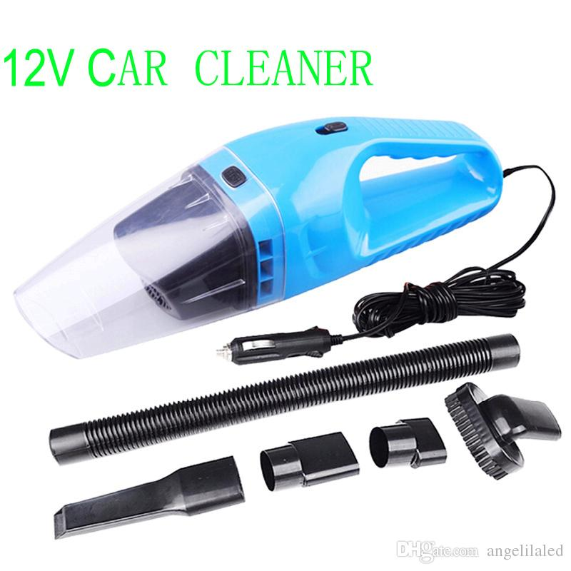 Mini Car Vacuum >> 2019 Portable Auto Accessories 120w 12v Mini Car Vacuum Cleaner Handheld Mini Super Suction Wet And Dry Dual Use Vaccum Cleaner With 5m Cable From