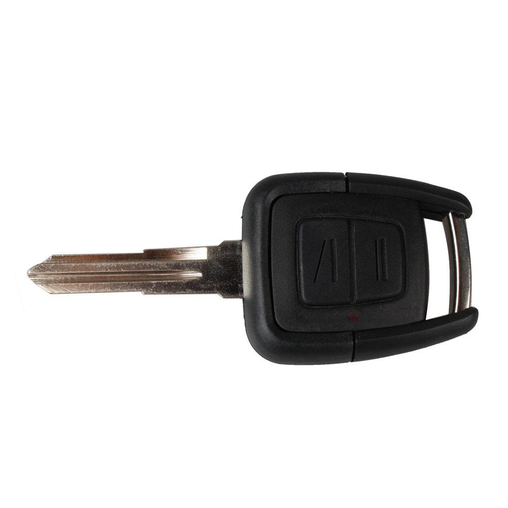 استبدال مفتاح بعيد فوب مفتاح شل حالة مفتاح لأوبل فوكسهول فيكترا زافيرا أوميغا أسترا 2 bottons