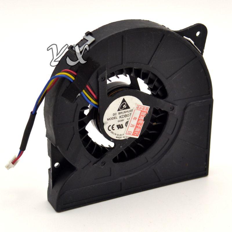 Nuevo para ASUS X71 X71S X71SL N70 N90 M70 F70SL F90SV X73S X90S G71 G71GX G71G KDB0705HB 7H95 UDQFLZH22DA laptop cpu ventilador de refrigeración