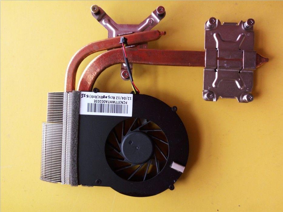cooler 634454-001 638309-001 per HP DV6 DV7 DV7-4000 DV6-3000 DV6-4000 DV7-5000 dissipatore di calore con radiatore