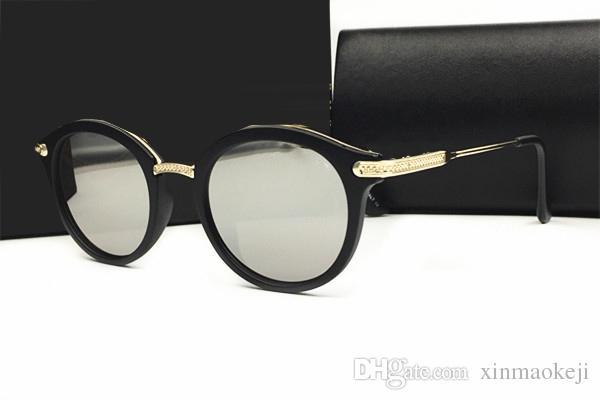 Weltberühmte marke outdoor eyewear vintage sonnenbrille dame frauen femal schwarz shades fashion retro mit box