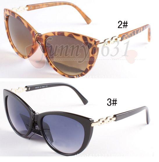 Лето женщины fashioh очки тень кошачий глаз Солнцезащитные очки дамы uv400 черный очки пляжные очки девушки солнцезащитные очки 2 цвета бесплатно shipp